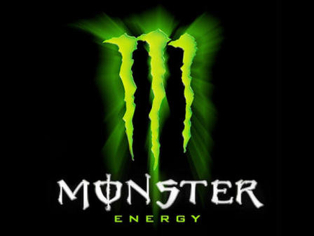 Monster Energy Drink And Other Symbols